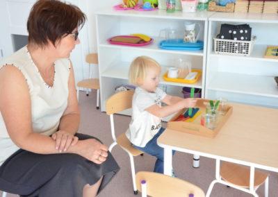 Niepubliczne Przedszkole Montessori Nutki