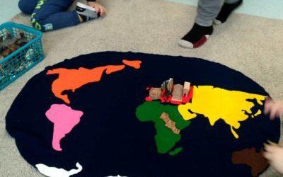 Praca własna Montessori