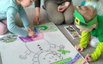 St' Patrick's Day in Montessori