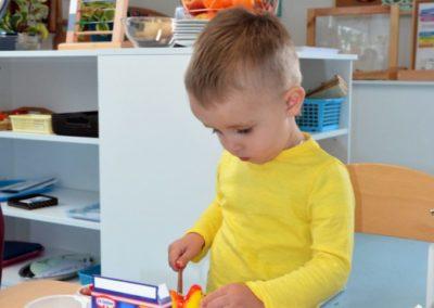 Montessori Nutki